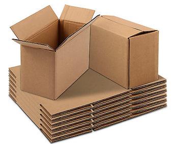 Cajas cartón mudanza