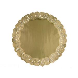 Blondas redondas oro