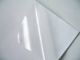 Papel plastificado