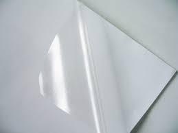 Papel plastificado